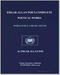 Edgar Allan Poe's Complete Poetical Work... by Poe, Edgar Allan