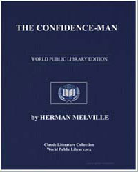 The Confidenceman by Melville, Herman