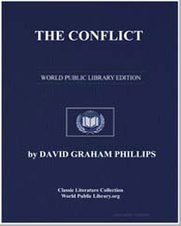 The Conflict by Phillips, David Graham