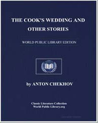 The Cook's Wedding and Other Stories by Chekhov, Anton Pavlovich