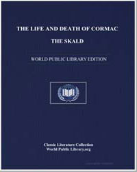 The Life and Death of Cormac the Skald by