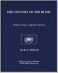 The Country of the Blind by Wells, Herbert George