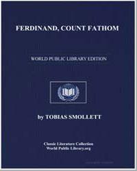 Ferdinand, Count Fathom by Smollett, Tobias
