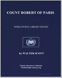 Count Robert of Paris by Scott, Walter, Sir