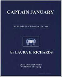 Captain January by Richards, Laura E.
