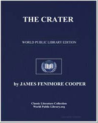 The Crater; Or, Vulcan's Peak. A Tale of... by Cooper, James Fenimore