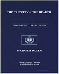 The Cricket on the Hearth by Dickens, Charles