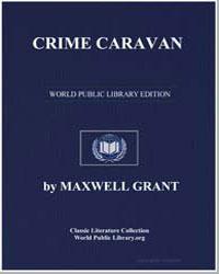 Crime Caravan by Grant, Maxwell