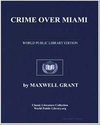 Crime Over Miami by Grant, Maxwell