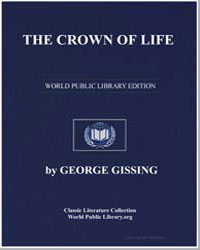 The Crown of Life by Gissing, George