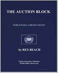 The Auction Block by Beach, Rex