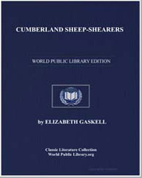 Cumberland Sheep'Shearers by Gaskell, Elizabeth
