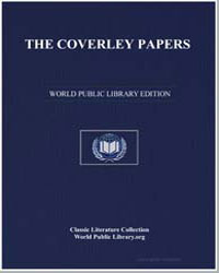 The Coverley Papers by Hutchinson, Joshua