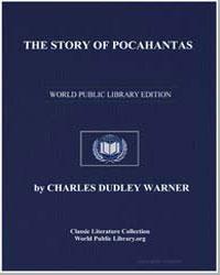 The Story of Pocahantas by Warner, Charles Dudley