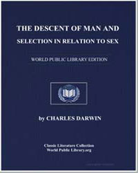 The Descent of Man and Selection in Rela... by Darwin, Charles