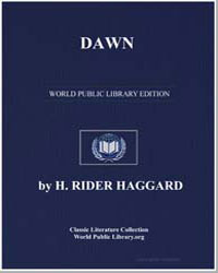Dawn by Haggard, Henry Rider