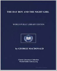 The Day Boy and the Night Girl by Macdonald, George