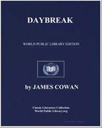 Daybreak : A Romance of an Old World by Cowan, James
