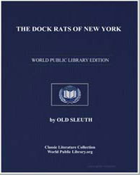 The Dock Rats of New York by Sleuth, Old