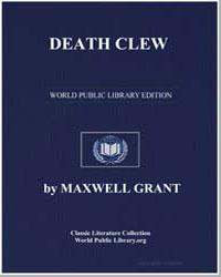 Death Clew by Grant, Maxwell