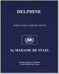 Delphine by De Stael, Madame