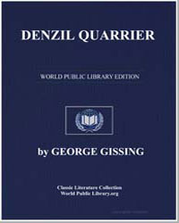 Denzil Quarrier by Gissing, George