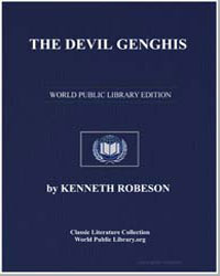 The Devil Genghis by Robeson, Kenneth