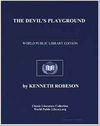 The Devil's Playground : A Story of the ... by Robeson, Kenneth