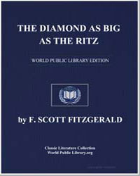 The Diamond as Big as the Ritz by Fitzgerald, Francis Scott