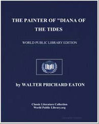 The Painter of Diana of the Tides by Eaton, Walter Prichard