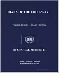 Diana of the Crossways by Meredith, George