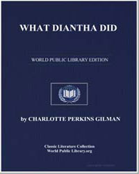 What Diantha Did by Gilman, Charlotte Perkins