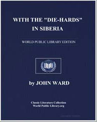 With the Diehards in Siberia by Ward, John