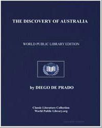 The Discovery of Australia by De Prado, Diego