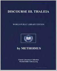 Discourse III : Thaleia by