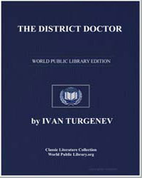 The District Doctor by Turgenev, Ivan