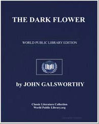 The Dark Flower by Galsworthy, John