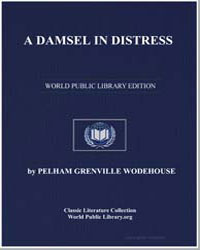 A Damsel in Distress by Wodehouse, Pelham Grenville