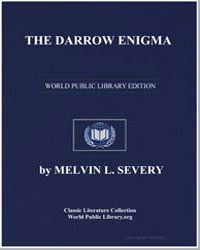 The Darrow Enigma by Severy, Melvin L. (Melvin Linwood)