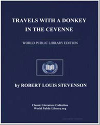 Travels with a Donkey in the Cévennes by Stevenson, Robert Louis