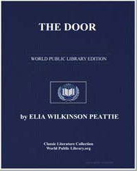 The Door by Peattie, Elia Wilkinson