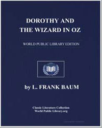 Dorothy and the Wizard in Oz by Baum, Frank L.