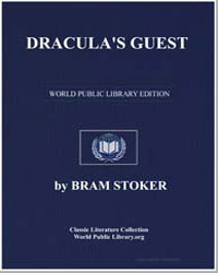 Dracula's Guest by Stoker, Bram