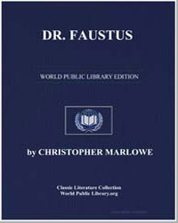 Dr. Faustus by Marlowe, Christopher