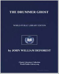 The Drummer Ghost by Deforest, John William