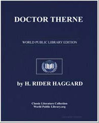 Doctor Therne by Haggard, Henry Rider
