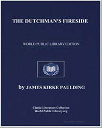 The Dutchman's Fireside by Paulding, James Kirke