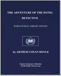 The Adventure of the Dying Detective by Doyle, Arthur Conan, Sir