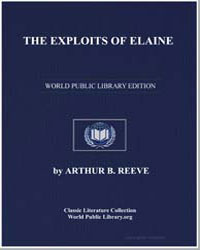 The Exploits of Elaine by Reeve, Arthur Benjamin