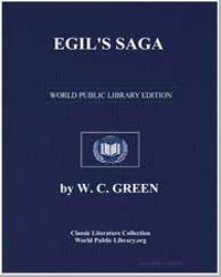 Egil's Saga by Green, W. C.